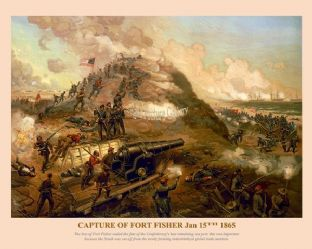 Fort Fisher - Jan 15th 1865